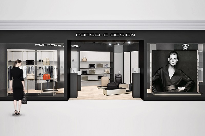 Porsche Design Hong Kong